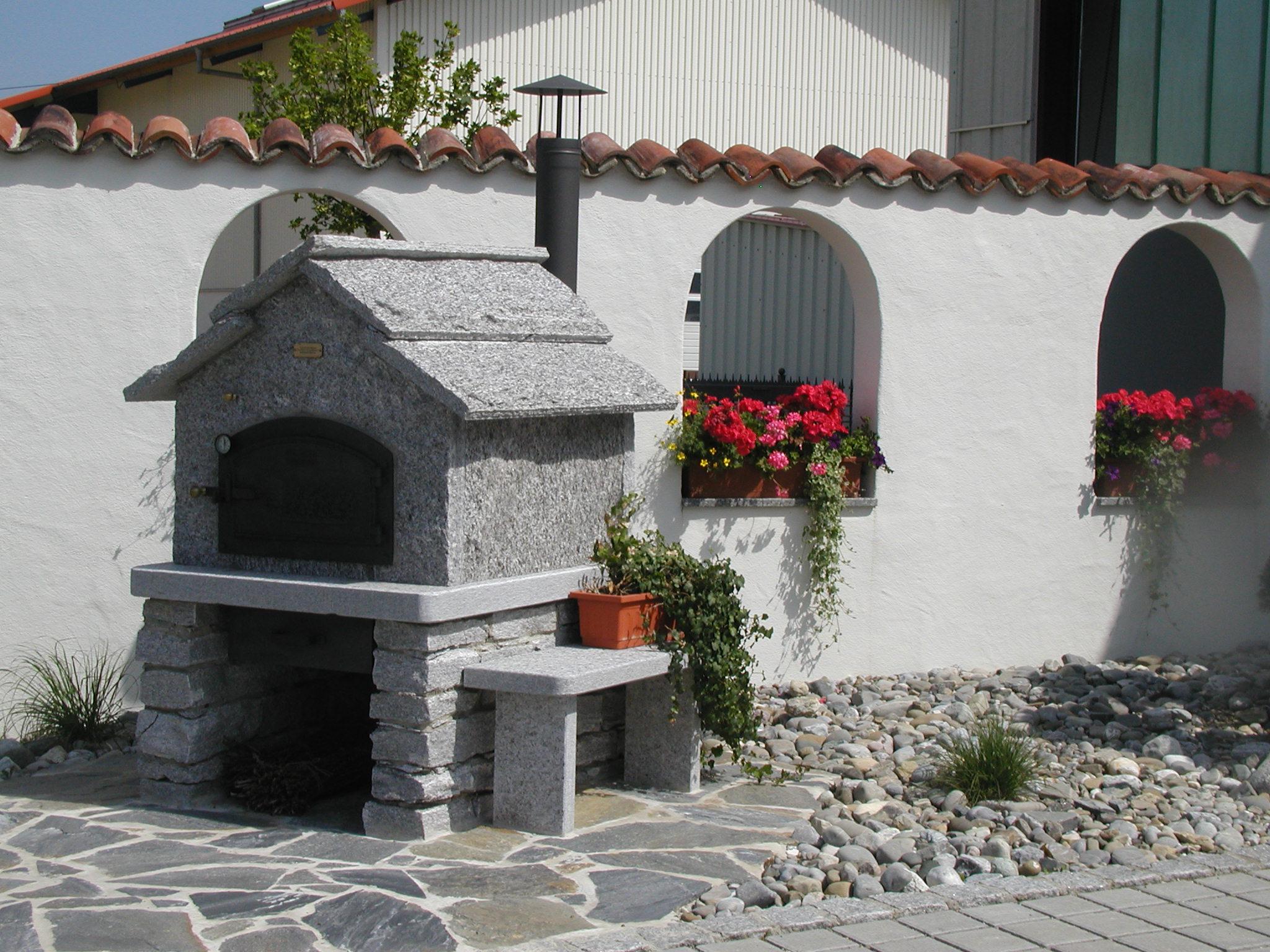 naturnah gesund bauen wohnen leben holzbackofen bausatz ii. Black Bedroom Furniture Sets. Home Design Ideas